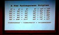 Fermat's Last Theorem - Inside Your Calculator