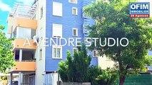 Vente Appartement SAINT PAUL - Réunion - A vendre appartement STUDIO Saint PAUL.