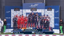 6 Hours of Silverstone LMGTE Am Podium