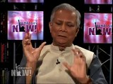 Mohammed Yunus on microcredit-3/3