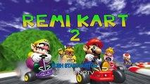 Mario Kart is back (Rémi GAILLARD)