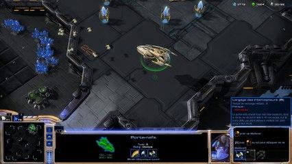 Le Porte-Nefs Protoss dans Legacy of the Void (StarCraft II)