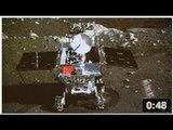 """Le robot chinois sur la lune est tombé en panne... C'est sûrement du """"made in china"""""""