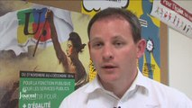 Carte scolaire 2015 : Interview de Pierre Caminade (Vendée)