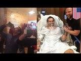 Eggnog chug fail: Utah man hospitalized for three days after winning a holiday chugging contest