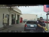 Bad cop: Police officer tases 76-year-old man for driving with 'expired tags' in Victoria, Texas