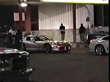 Dodge Viper vs Dodge Stealth