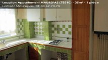 Location - appartement - MAUREPAS (78310)  - 35m²