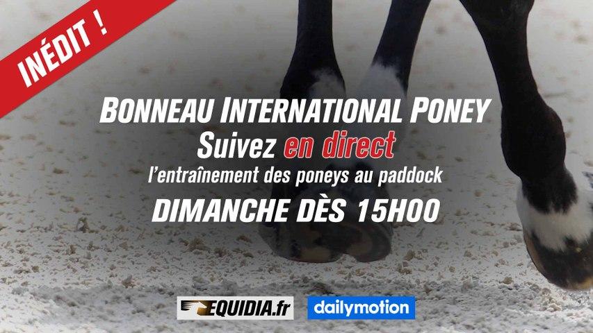 LIVE : Bonneau International Poney