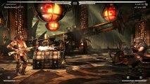 First Ranked matches Failing badly Mortal Kombat X