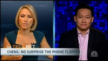 Amazon's Big Q3 Loss due to Fire Phone   Tech Bet   CNBC