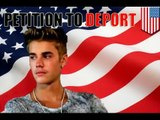 Petition para i-deport si Justin Bieber, may 100,000 signatures na!