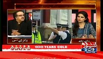 Live With Dr. Shahid Masood (MQM Chief Altaf Hussain's Bail Extended in Money Laundering Case) – 14th April 2015