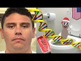 Dumb criminal: Albuquerque thief leaves DNA in the can and gets caught
