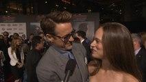 Avengers: Age Of Ultron World Premiere: Robert Downey Jr.