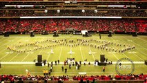 UAPB's M4 at Honda Battle of the Bands 2014 - HBCU Bands