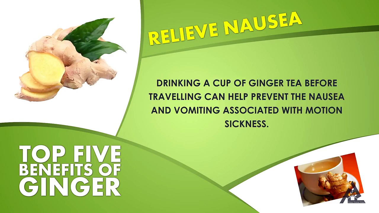 Top 5 Benefits Of Ginger | Best Health Food Tips | Food