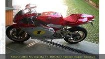 MILANO, VAPRIO D'ADDA   MV AGUSTA  F4 1000 TIPO VEICOLO SUPER SPORTIVE CC 998