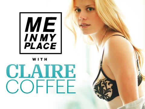 Me in My Place with Claire Coffee