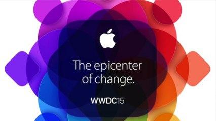 TheiVideo - La WWDC 2015 est annoncée !