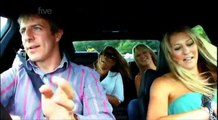 Fifth Gear Two saloons BMW M3 vs Lexus ISF