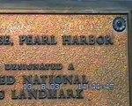 USS Arizona memorial site, Pearl Harbor, Hawaii
