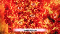 4-Prophet Ezekiel's Vision,Ezekiel ch 1,10,Cherubim,four