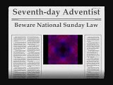 Seventh-day Adventist!  We Are Coming For You