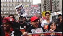 Nueva York vuelve a ser escenario de manifestaciones contra la brutalidad policial