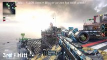 Scarce Challenges YOU! #29 - INSANE Responses! BO2, MW2 & COD Ghosts Trickshots! - Obey Scarce