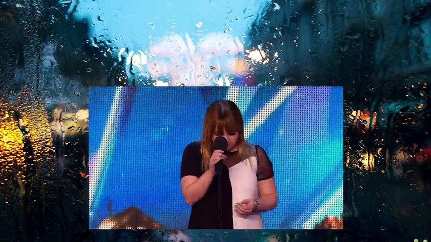"Jade Scott & Calum Scott ""Auditions 1"" Britain's Got Talent 2015"