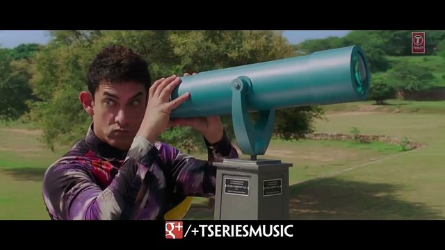 New bollywood  VIDEO SONG 2014  Exclusive- 'Love is a Waste of Time'  - PK - Aamir Khan - Anushka Sharma