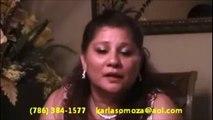 CANCER CON METASTASIS PULMON TIROIDES UTERO KARLA SOMOZA 09152012 SV