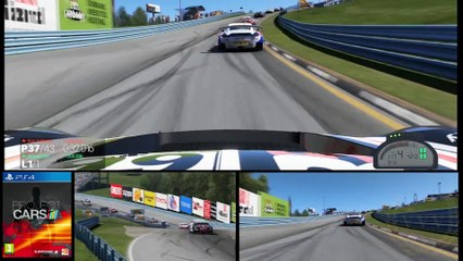 14 Min de Gameplay de Project Cars