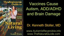Vaccines Cause Autism, ADD/ADHD & Brain Damage - Dr. Kenneth P. Stoller, MD