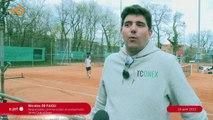 SUJET - Coup de jeune au Tennis Club d'Onex