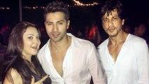 Shahrukh Khan & Gauri PARTIES Hard At Hollywood Beach Resort Launch in Goa