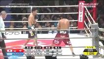 Shinsuke Yamanaka vs Diego Santillan 16 04 2015