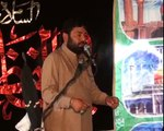 Zakir Najam ul Hassan Notak majlis 2 Apr 2015 jalsa Jalip Sargodha
