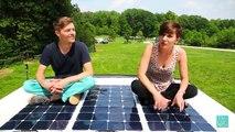 Best RV Upgrade - Powerful Flexible Solar Panels