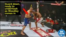 BJJ Scout  Rory MacDonald v Tyron Woodley Post-Fight Study - Takedowns and Striking