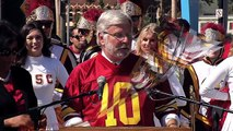 Go Expo to USC Trojan home games