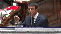 """Hausses des impôts locaux : Valls dénonce la """"schizophrénie"""" et les """"mensonges"""" de la droite"""