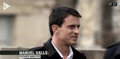 """Manuel Valls : """"Nicolas Sarkozy n'aime pas les gens"""" - ZAPPING ACTU DU 15/04/2015"""