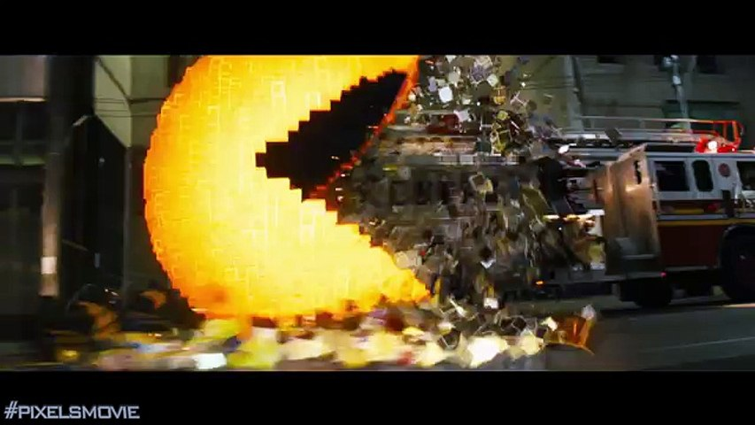 Pixels - Official Trailer (HD) - Summer 2015