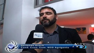 gerlando grech candidato al consiglio comunale di agrigento per il movimento 5 stelle news agtv