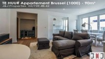 Te huur - Appartement - Brussel (1000) - 90m²
