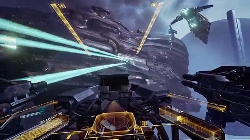 EVE Valkyrie Gameplay Trailer Fanfest 2015 1080p HD