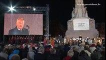 Valsts prezidenta uzruna Latvijas Tautas frontes 25 gadu jubilejas koncertā 05/10/2013
