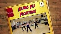 """Cardio Dance Choreography """"Kung Fu Fighting"""" by Fatboy Slim"""